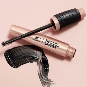 🎃NEW🎃BNIB IT Cosmetics Hello Lashes+ Mascara!!